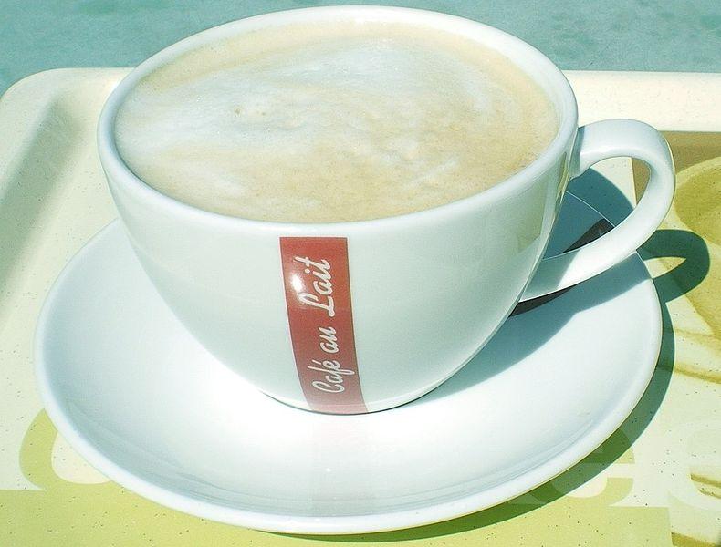 Cafe au Lait - Caffe latte
