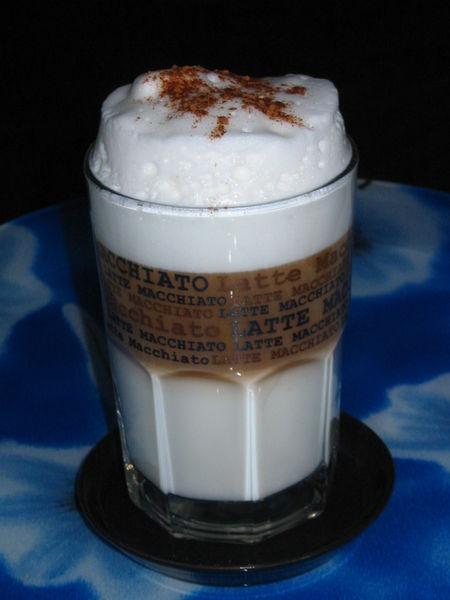 Latte Macchiato1 - Latte macchiatto