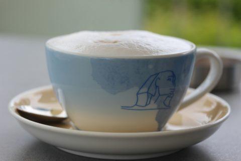 Milchkaffe - Cafe au lait