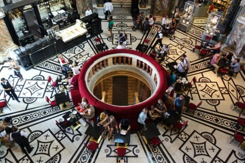 Kaffeemuseum Wien