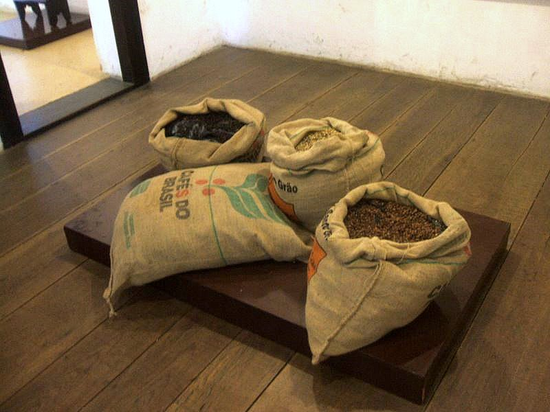 kaffeesaecke1 - Rohkaffee