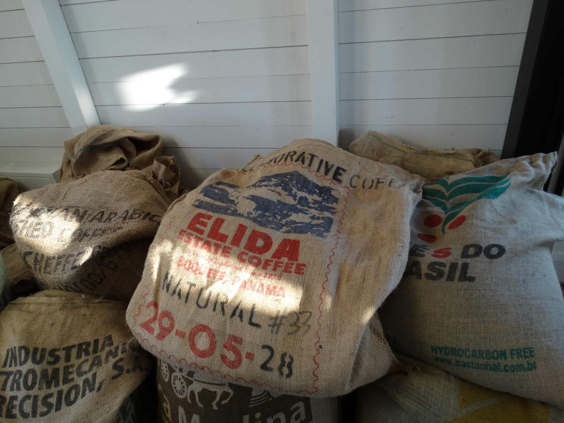DSC02633 1 - Kaffeebohnen - und die Importregionen
