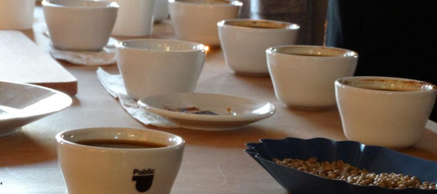 Public Coffee Roasters Kaffeerösterei Hamburg-Entenwerder